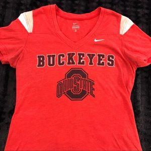 Nike Tops - Awesome Nike Women s Ohio State Tee- Size Medium 465b31a7c3